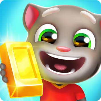 Talking Tom: Corrida do Ouro Online