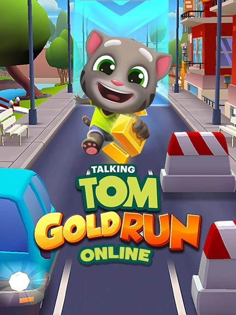 Talking Tom: Gold Run Online