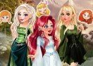Jogo Disney Princess: Magical Elf Online Gratis
