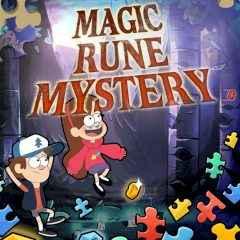 Gravity Falls Magic Rune Mystery