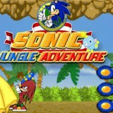 Jogo Sonic Jungle Adventure Online Gratis