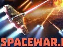 Jogo Spacewar.io Online Gratis