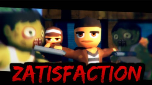 Jogo Zatisfaction: Zombie Shooter Online Gratis