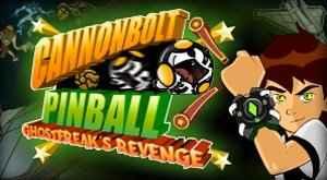Cannonbolt Pinball: Ghostfreak's Revenge