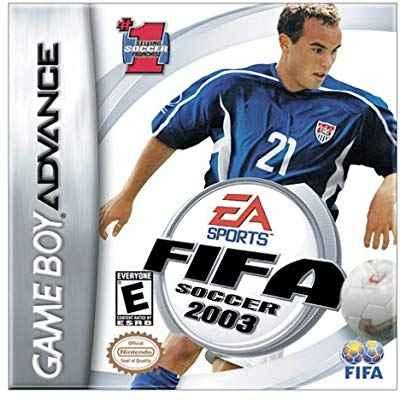 FIFA Soccer 2003 – GBA
