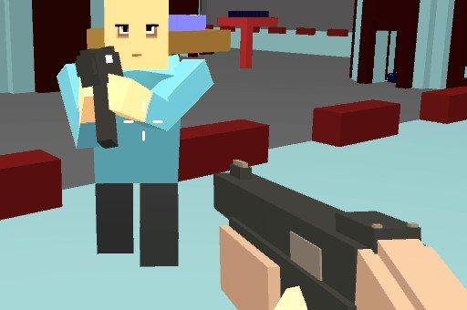 Jogo Pixel Forces Online Gratis