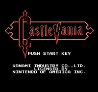 Castlevania – Fan Edition NES