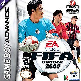 FIFA Soccer 2005 – GBA