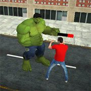 Hulk – Incredible Monster