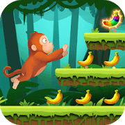 Jogo Jungle Monkey Run Online Gratis