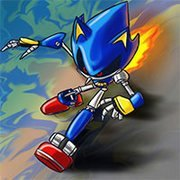 Metal Sonic Rebooted