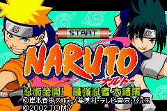 Naruto – Ninjutsu Zenkai! Saikyou Ninja Daikesshuu