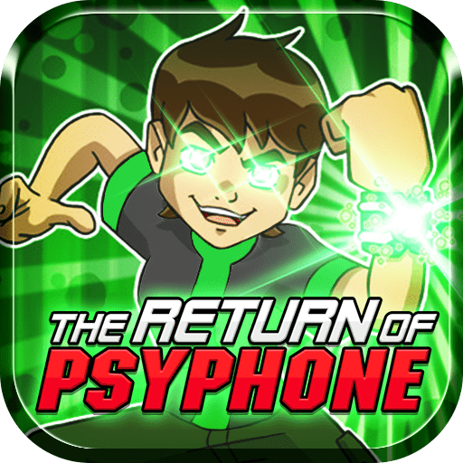 Jogo Retorno de Alienígena Psyphon – Luta Alienígena Ben 10 Online Gratis