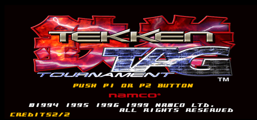 Tekken Tag Tournament (US, TEG3-VER.C1)