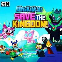 Unikitty Save the Kingdom