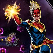 Jogo Captain Marvel: Galactic Flight Online Gratis