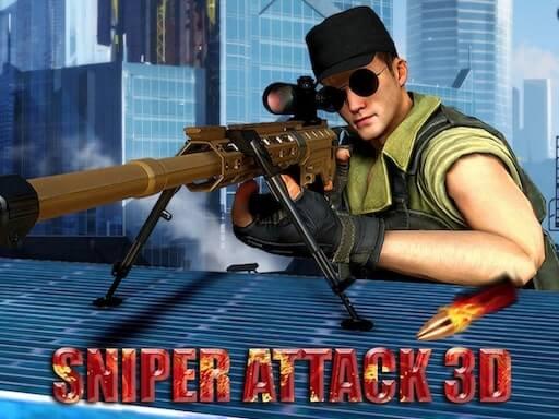 Jogo Sniper 3D Gun Shooter Online Gratis