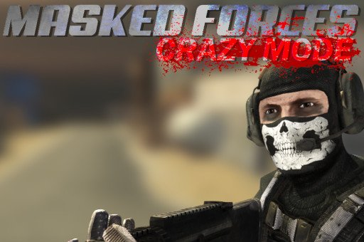 MASKED FORCES CRAZY MODE