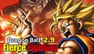 Jogo Dragon Ball Fierce Fighting 2.9 Online Gratis