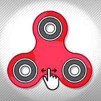 Jogo Fidget Spinner Mania Online Gratis