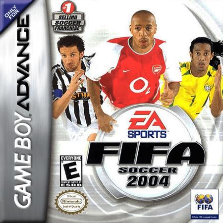 FIFA Soccer 2004 – GBA