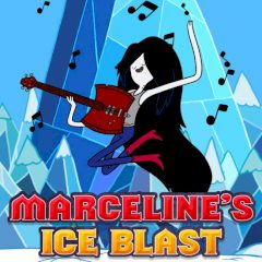 Jogo Adventure Time: Marcelines Ice Blast Online Gratis