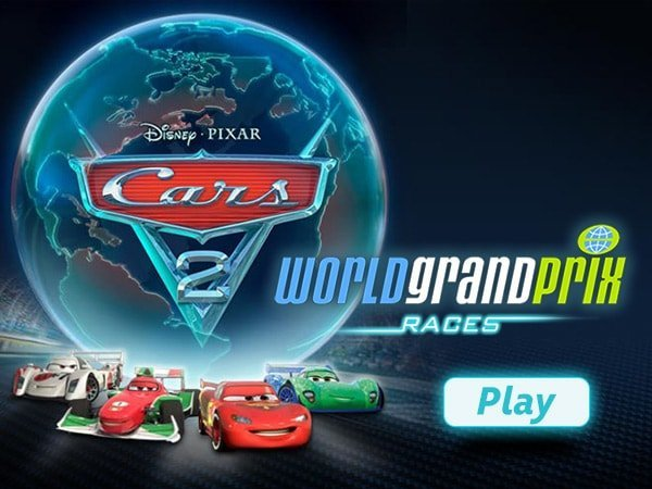 Jogo Cars 2: World Grand Prix Online Gratis