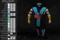 Jogo Criar personagens de Mortal Kombat Online Gratis