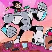Jogo Teen Titans Go – Channel Crashers Online Gratis