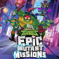 Jogo Teenage Mutant Ninja Turtles Epic Mutant Missions Online Gratis