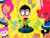 Jogo Mini Jovens Titans Online Gratis