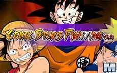 Jogo Comic Stars Fighting 3.8 Online Gratis