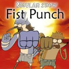 Jogo Regular Show Fist Punch Online Gratis
