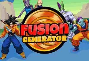 Jogo Dragon Ball Fusion Generator Online Gratis