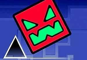 Jogo Geometry Dash Horror Online Gratis