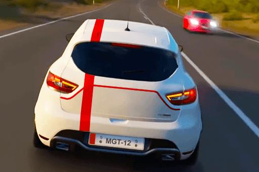 Jogo Highway Racer 3D Online Gratis