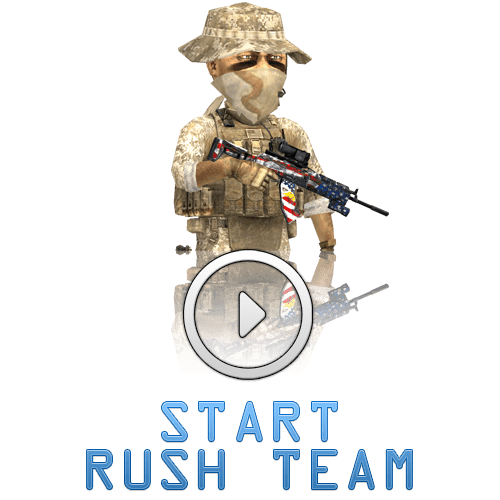 Official Rush Team Free FPS Multiplayer Website