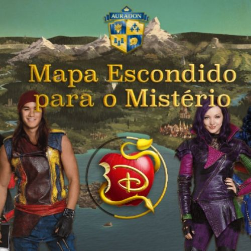 Descendentes: Mapa do Mistério