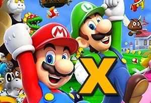 Jogo Mario X World Deluxe Online Gratis