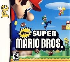 New Super Mario Bros Online no PC