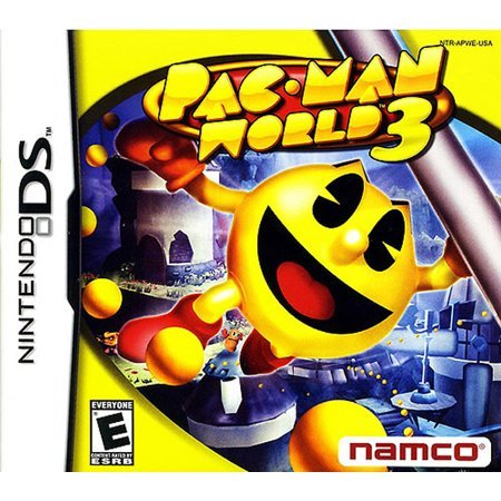Pac-Man World 3 DS