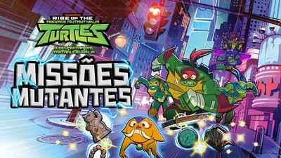 Jogo Tartarugas Ninja Totalmente Tartarugas Online Gratis