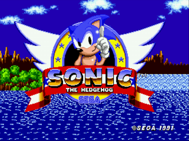 Sonic 1 – Bouncy Edition