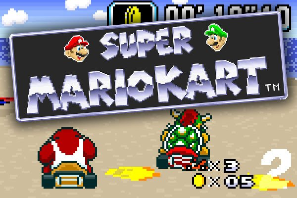 Super Mario Kart: Alternate Tracks