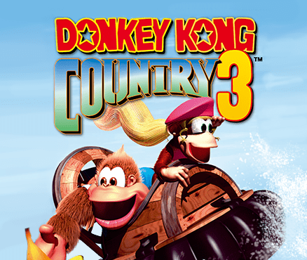 Donkey Kong Country 3 – Dixie Kong's Double Trouble!