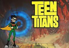 Teen Titan Dark Hero
