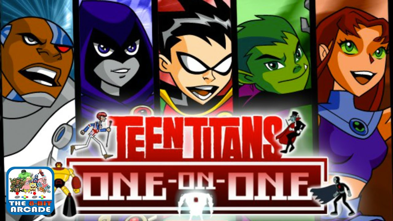 Teen titans – One on One