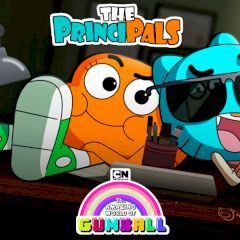 Jogo Gumball The PrinciPals Online Gratis