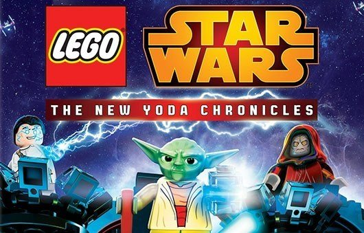 Jogo Lego Star Wars: The New Yoda Chronicles Online Gratis
