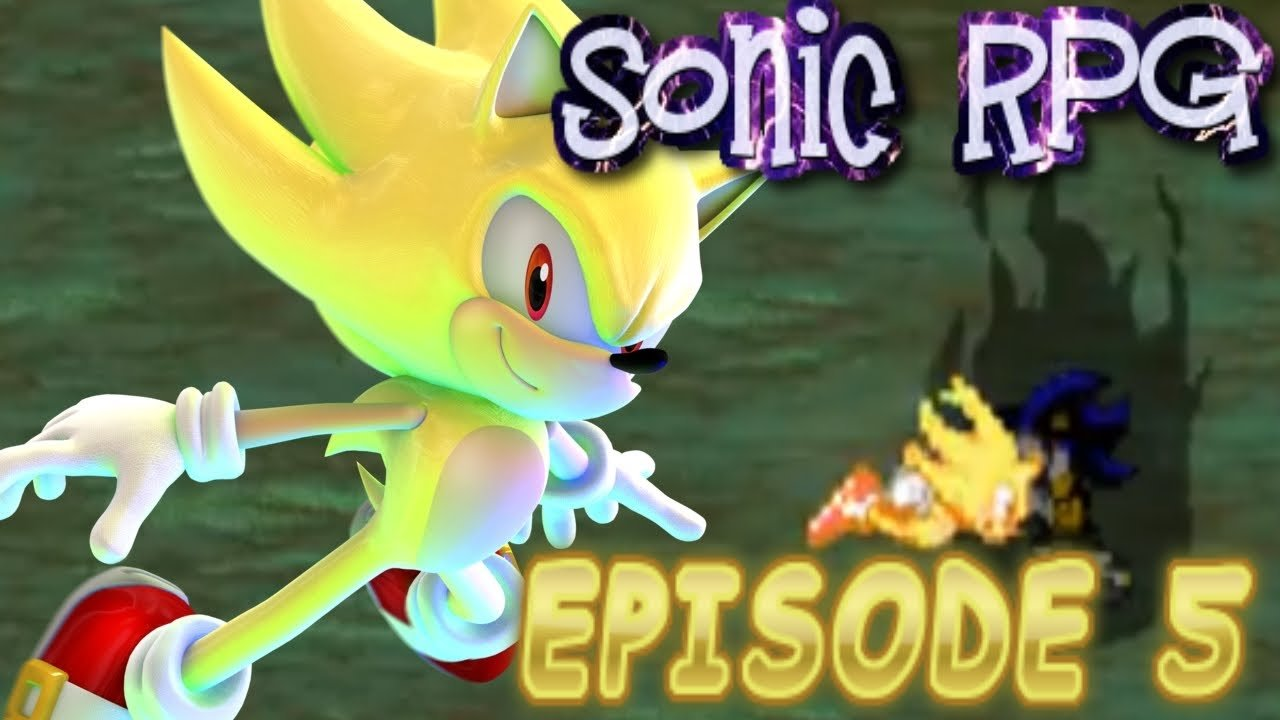 Sonic RPG EPS 5 – Hacked